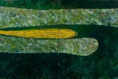ことだま - kotodama - 2 Size  652 × 1820 Acrylic Canvas