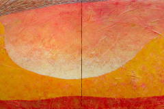 ことだま - kotodama - 3 Size  652 × 1820 Acrylic Canvas