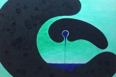 ことだま - kotodama - 19 Size  970 × 1303 Acrylic Canvas