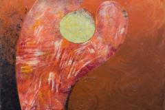 ことだま - kotodama - 11 Size  1167 × 727  Acrylic Canvas
