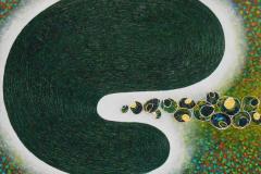 ことだま - kotodama - 18 Size  530 × 652 Acrylic Canvas