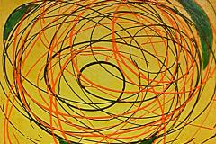 ことだま - kotodama - 25 Size  606 × 727 Acrylic Canvas