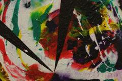 ことだま - kotodama - 29 Size  530 × 410 Acrylic Canvas