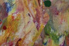 ことだま - kotodama - 33 Size  530 × 455 Acrylic Canvas